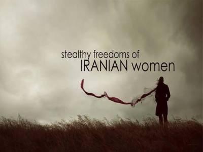 ایرانی ٹی وی کا ریپ کا جھوٹا دعویٰ، حجاب مخالف خاتون بھی ڈٹ گئی