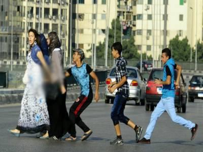 مصر میں خواتین کو جنسی ہراساں کرنے کیخلاف نئے قوانین متعارف