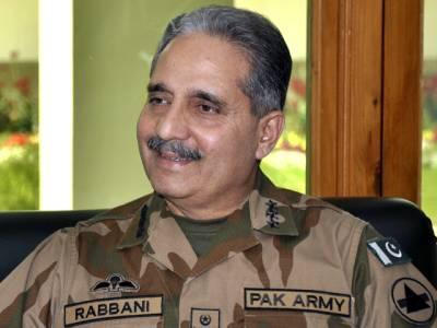 وزیرستان سے دہشت گردوں کا خاتمہ کیا جائے گا:کورکمانڈر پشاور