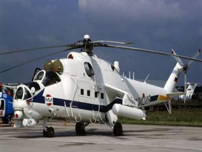 روسی سفیر نے پاکستان کی طرف سے ہیلی کاپٹر خریداری کے آرڈر کی تصدیق کردی
