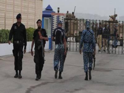کراچی ایئرپورٹ پر سیکیورٹی انتظامات بہتر بنانے کے لئے اے ایس ایف ہیڈ کوارٹر میں اجلاس