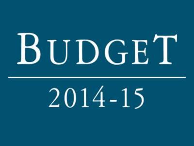 پنجاب کابینہ نے مالی سال 2014-15ءکے بجٹ کی منظوری دیدی