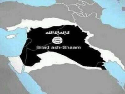آئی ایس آئی ایس نے ممکنہ اسلامی ریاست کا نقشہ جاری کردیا