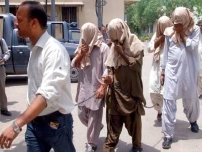 سلیمان لاشاری قتل کیس کا چالان مکمل