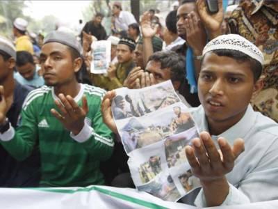 برما میں مسلمانوں کی مشکلات میں مزید اضافہ ، بدھ مت کی شناخت کیلئے قانون سازی