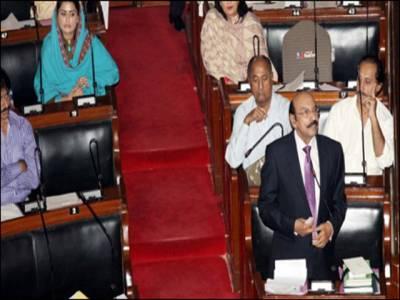 سندھ کا بجٹ پیش ، سرکاری ملازمین کی تنخواہوں میں 10فیصد اضافہ