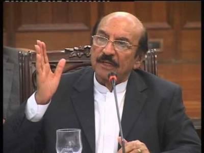 بجلی بند ہونے سے وزیر اعلیٰ کی بجٹ تقریر میں وقفہ