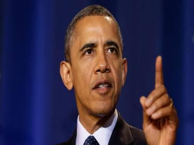 امریکہ اپنی فوجوں کو عراق میں لڑنے کے لئے نہیں بھیجے گا:اوبامہ