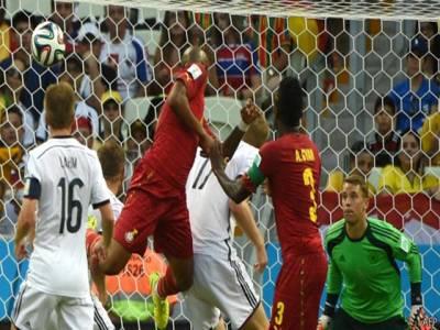 فٹبال ورلڈ کپ ،جرمنی اور گھانا میں کھیلا جانے والا سنسنی خیز میچ2-2گول سے برابر