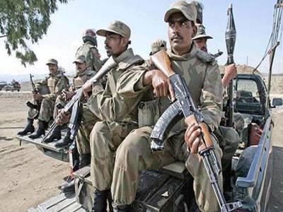 جنو بی پنجاب کے مختلف اضلاع میں پاک فوج کے دستے تعینات