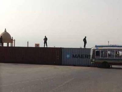 طاہر القادری کی آمد،بینظیر ایئر پورٹ جانے والے راستے سیل کر دیئے گئے