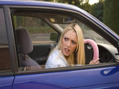 خواتین ڈرائیوروں کا خطرناک پہلو معلوم ہو گیا