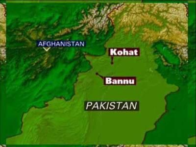 بنوں:رکشہ پر فائرنگ،2 افراد جاں بحق