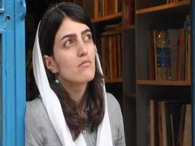 ایرانی خاتون صحافی کوحکومت کیخلاف پراپیگنڈہ مہنگاپڑگیا