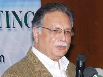 تحریک انصاف سیاسی جنگ کر نا چاہتی ہے تو حکومت تیار ہے: پرویز رشید
