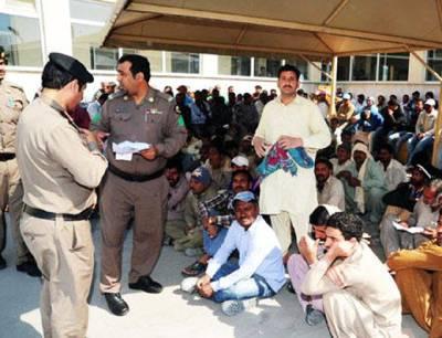 رمضان المبارک میں تارکین وطن کی ریکارڈ گرفتاریاں