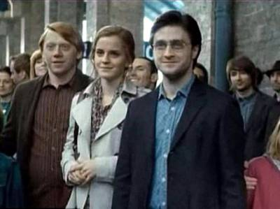 'ہیری پوٹر' بڑا ہو گیا