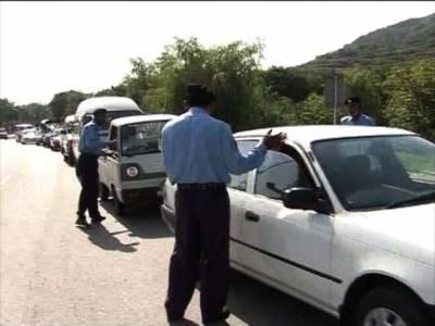 اسلام آباد:سرچ آپریشن کے دوران 80مشتبہ افرادزیرحراست