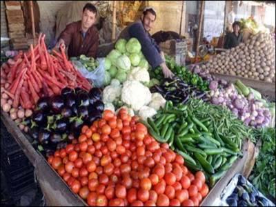کوئٹہ: دو ران رمضان سبزیوں کی قیمت میں دوسری مرتبہ اضافہ