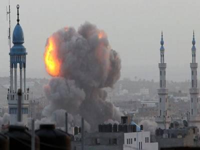 چھ گھنٹوں کی جنگ بندی کے بعد اسرائیلی بربریت دوبارہ شروع،مزید چھ فلسطینی شہید، ایک لاکھ غزہ مکینوں کوعلاقہ خالی کرنے کا حکم