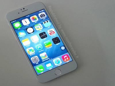 چینی کمپنیوں نےجعلی آئی فون6 متعارف کروادیا