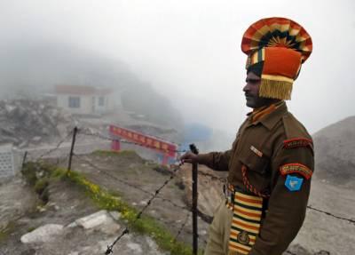 بھارتی فورسز کی چناب رینجرز کی چوکی پر بلااشتعال فائرنگ