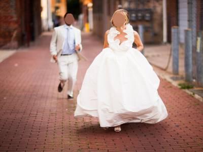 شادی کی تقریب میں دلہن سابقہ محبوب کے ساتھ فرار