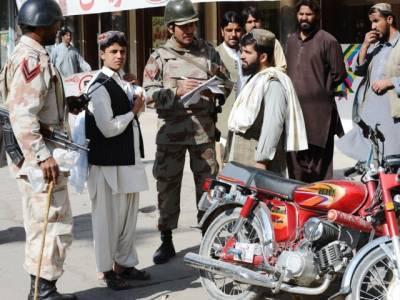 عید الفطر :بلوچستان میں ڈبل سواری پر پابندی عائد