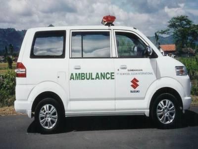 منہاج القرآن کی ایمبولینس گاڑیوں سے ادارہ کا نام مٹادیاگیا