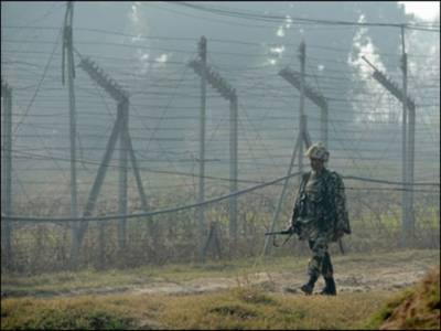فوجی کی رہائی کا بدلہ ،سیالکوٹ باﺅنڈری لائن پربھارت کی فائرنگ،دوپاکستانی جاں بحق