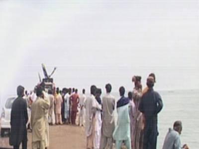 گوادر :سمندر میں کشتی الٹنے سے 4افراد جاں بحق