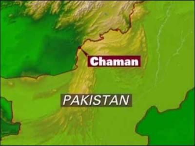چمن میں رکشے میں دھماکے سے 4 افراد زخمی