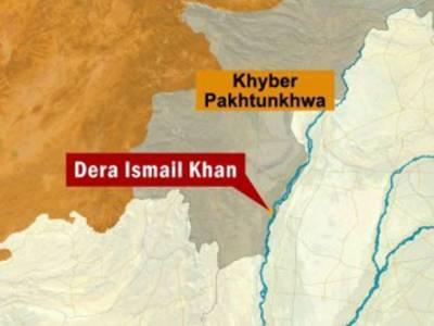 ڈیرہ اسماعیل خان :مختلف واقعات میں 5 افراد جاں بحق