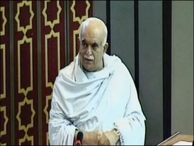طاقت سے پارلیمنٹ اورمینڈیٹ کی طرف دیکھنے والوں کی آنکھیں پھوڑ دینگے:محمود اچکزئی