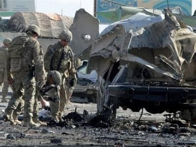 افغانستان :پر تشدد واقعات چار سیکیورٹی اہلکار جاں بحق