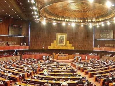 قومی اسمبلی میں 68 ویں یوم آزادی کی قرار داد متفقہ طور پر منظور