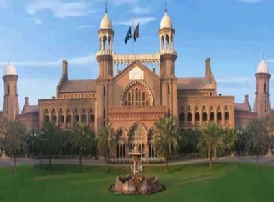 لاہورہائیکورٹ کا غیرضروری کنٹینرز ہٹانے ، پٹرول پمپ کھلوانے کا حکم
