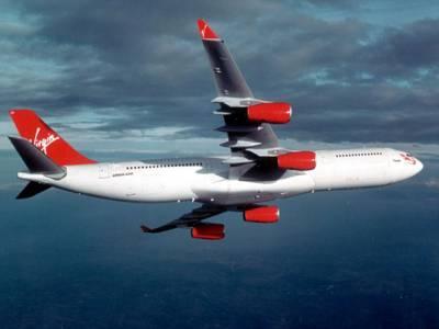 وحشی مسافر نے جہاز کا رُخ موڑ دیا