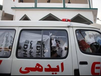 لوئردیر: گاڑی کھائی میں گرنے سے تین جاں بحق
