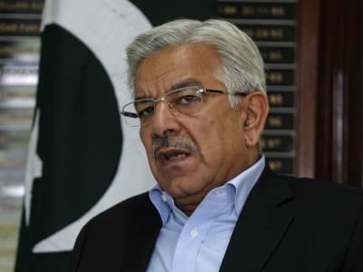 حکومت اور فوج کے درمیان خوشگوار تعلقات ہیں:خواجہ آصف
