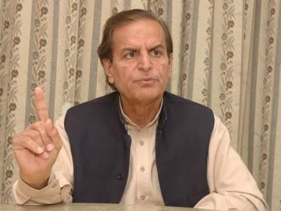 عمران خان کا پیغام مل گیا: جاویدہاشمی