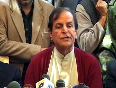 جاوید ہاشمی مان گئے، عمران خان نے ٹیکنو کریٹ حکومت کی بات غلط فہمی میں کی، وضاحت پر مطمئن ہوں: صدر تحریک انصاف