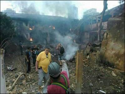 برازیلین صدارتی امیدوار طیارے کے حادثے میں جاں بحق