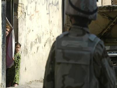 امریکہ نے مزید 130 فوجی مشیر شمالی عراق بھیج دئیے