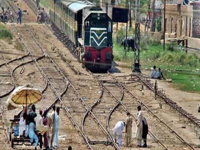 ریلوے ٹریک سے بم برآمد