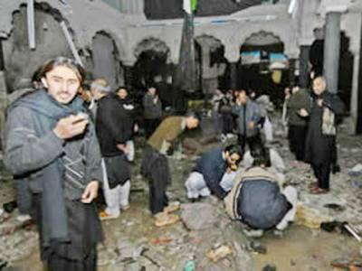عراق: امام بارگاہ پر خودکش حملہ،11 افراد جاں بحق