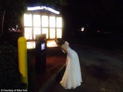 وہ نو بیاہتا دلہن جس کی تصویر نے انٹر نیٹ پر تہلکہ مچا دیا