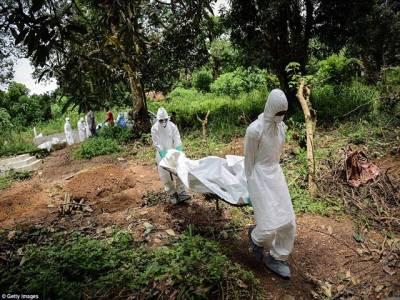 ایبولا وائرس بھیانک شکل اختیار کرگیا جگہ جگہ رقت انگیز مناظر