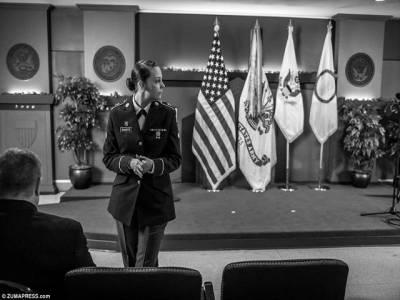 امریکی فوجیوں کی درندگی کا نشانہ بننے والی بے بس خواتین اہلکار