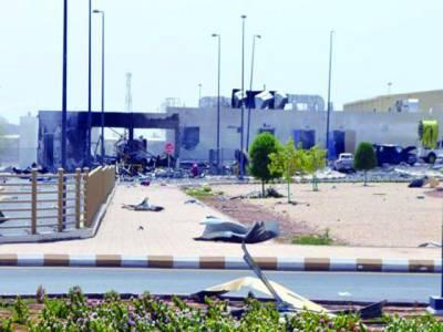 سعودی عرب: گیس دھماکے میں 5 افراد جاں بحق